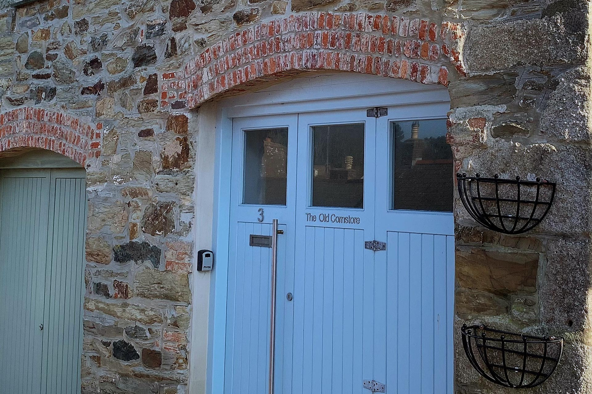 3 The Old Cornstore Holiday Cottage St Agnes Cornwall